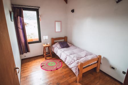 Habitación privada, Canela, alojamiento Lago Puelo