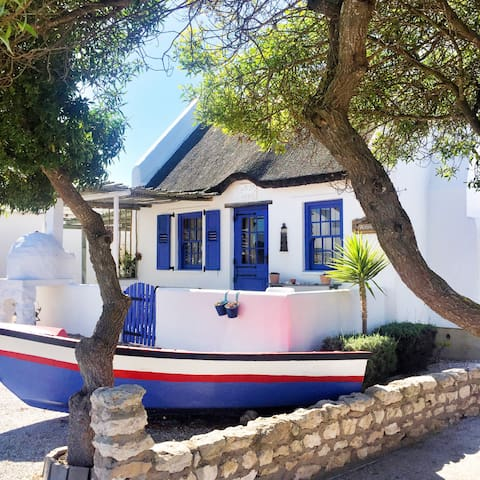 Azzuro Original Paternoster Cottage - Paternoster - Talo