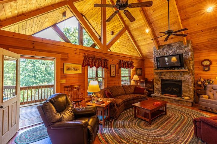 Laurel Hill Cabin @shenandoahwoods