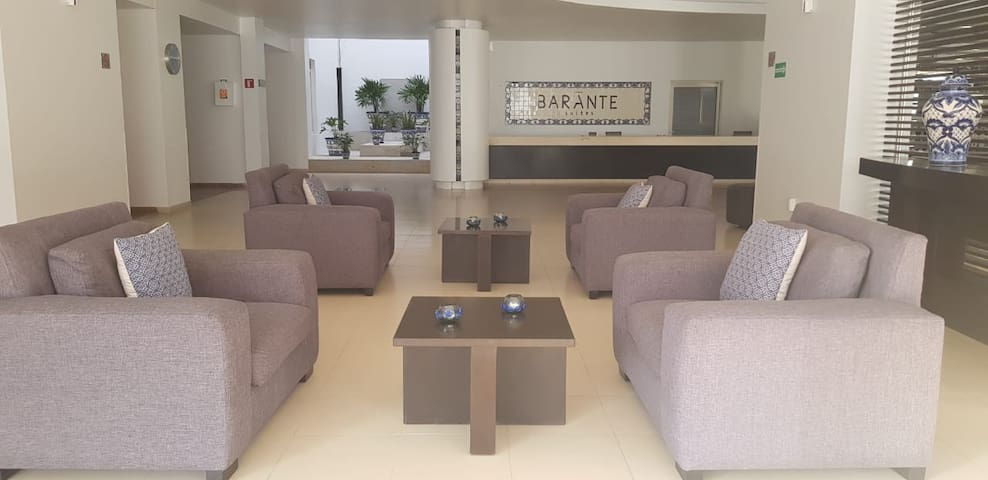 Suite en hotel Barante 4