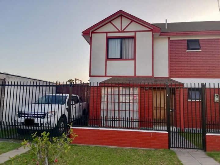 Hermosa casa en La Serena
