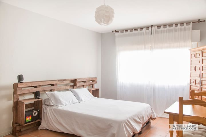 MAGNIFIC ROOM FOR COUPLES IN CITY CENTER - Granada