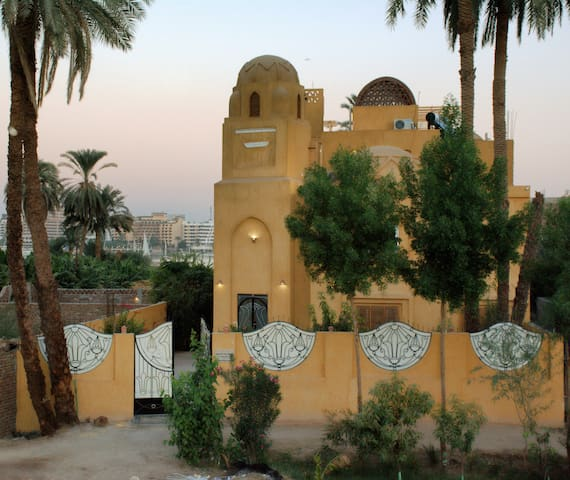 """Jewel of the Valley  """" Howard Carter guest House """""""