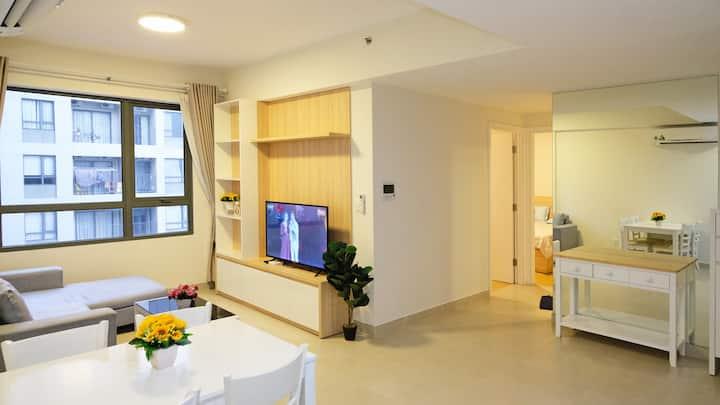 Masteri - Beautifull Apartment - 2Br