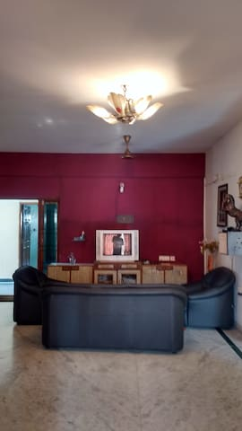 Luxurious & beautiful fully furnished apartment - Visakhapatnam - Appartement