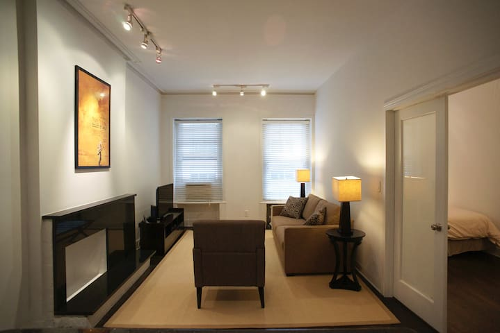 Charming 1BR in UES Townhouse
