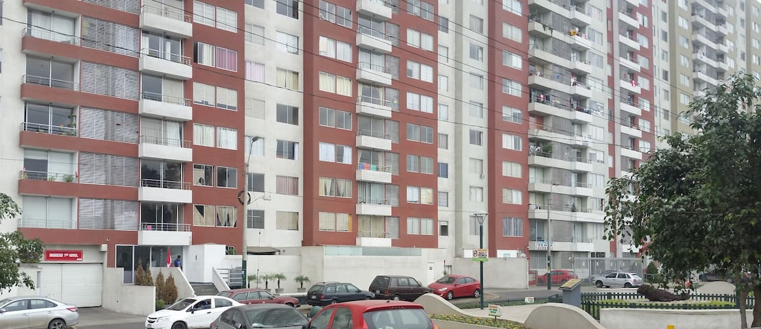 Habitación con vista panorámica