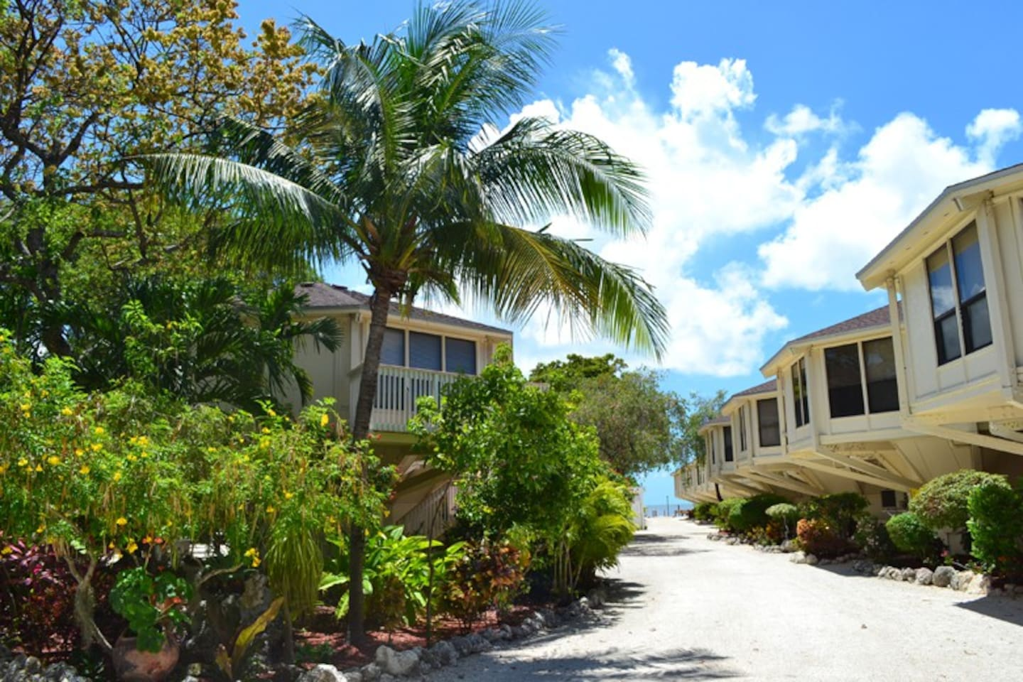 2 bedroom villas at The Reef in Marathon, FL