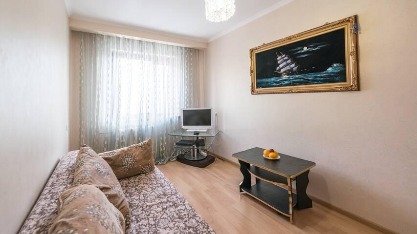 Апартаменты Люкс в Центре - Kemerovo - Daire
