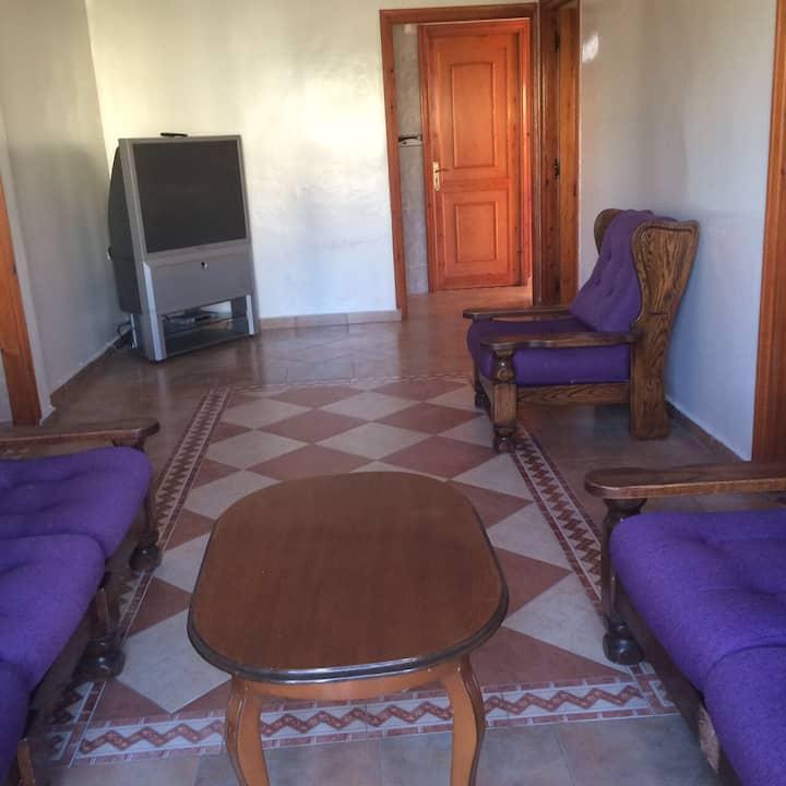 Appartement spacieux centre-ville meknes