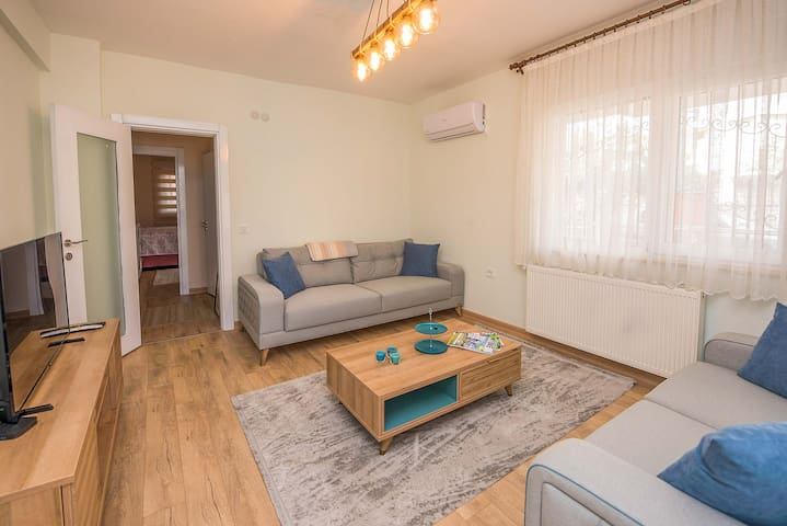 cozy Apartment at Muratpasa Park