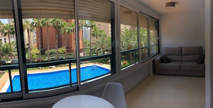 BENIDORM Apartamento Paraiso Centro (con wiffi)