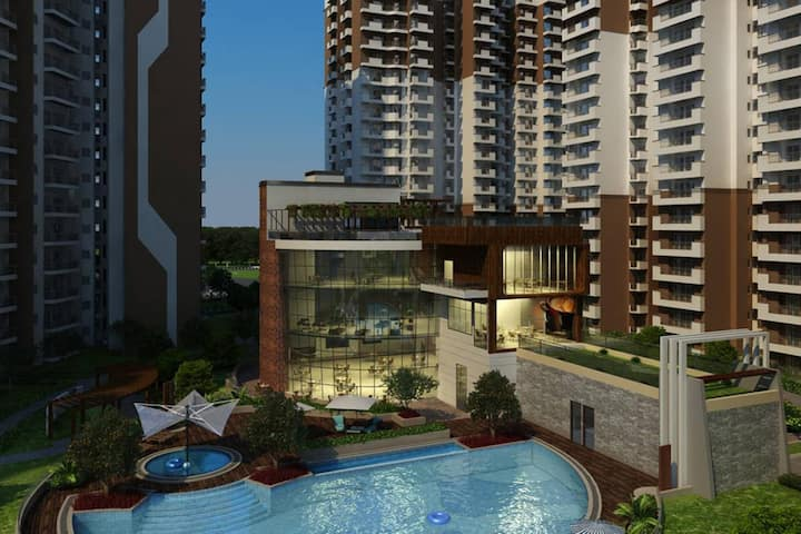Complete home at an elite locality at expressway