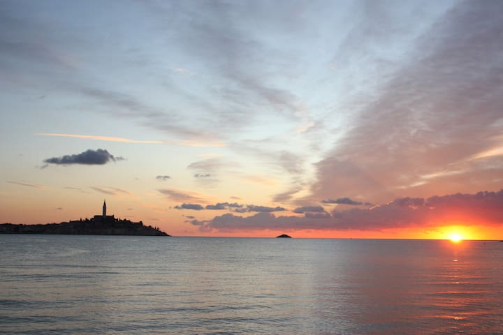 Guidebook for Rovinj and more