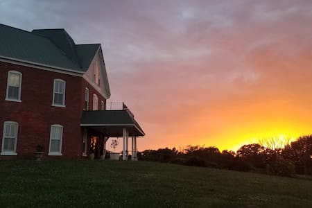 Historic Manor Getaway