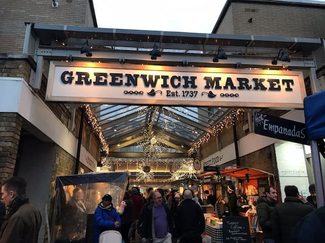 Greenwich Getaway! 10 min to O2!