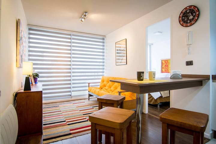 Departamentos/Apartments Santiago Centro (2605)