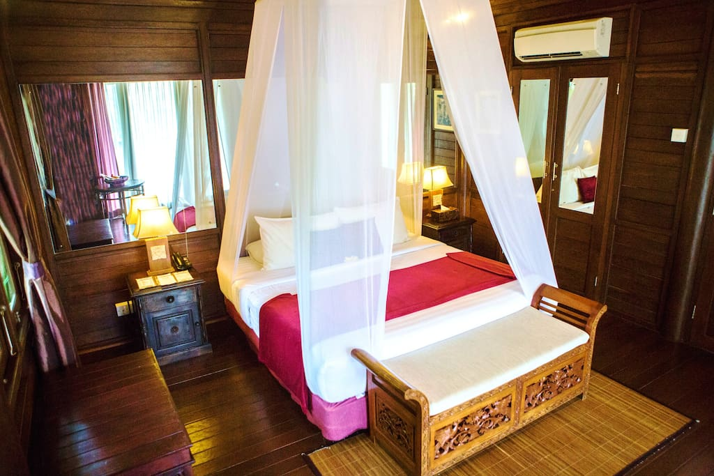 Chambre luxueuse chambres d 39 h tes louer ubud bali for Chambre luxueuse