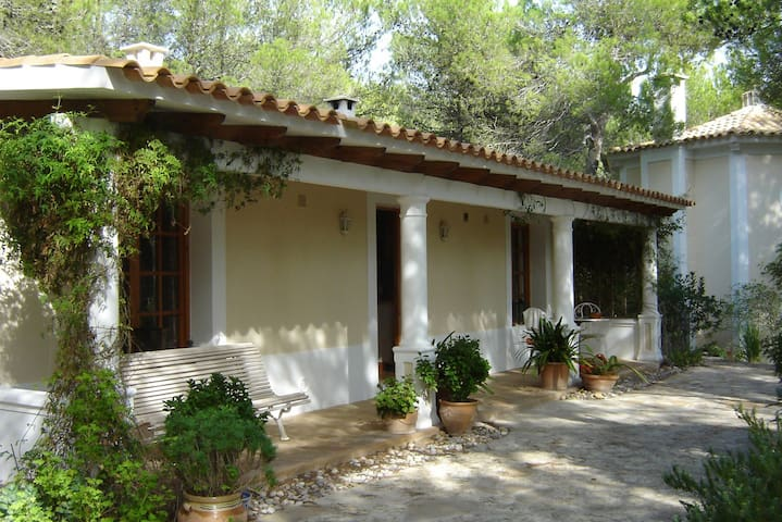 Attractive Guest House in Ibiza