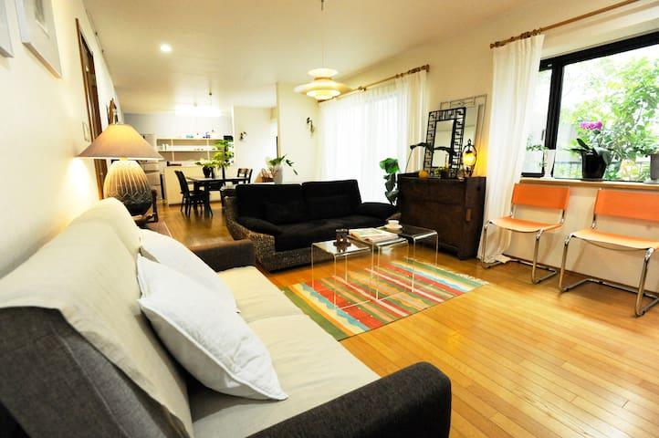 160㎡Meguro River Villa 3Bedroom in Tokyo NEW OPEN!