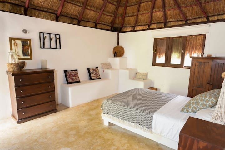 Mayan Cabanas in the heart of Tulum's Hotel Zone