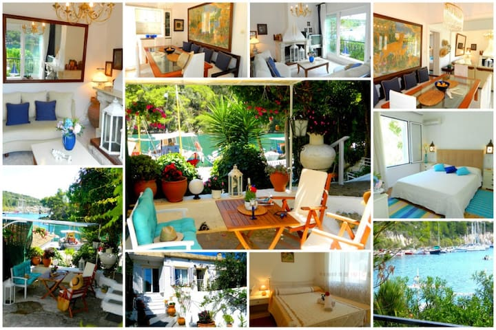 Bay Boutique Cottage - Gaios Waterfront - Gaios - Hus