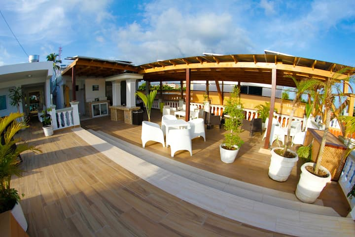 FrioHot-Luxury Room Terrace-Jacuzzi (Breakfast)