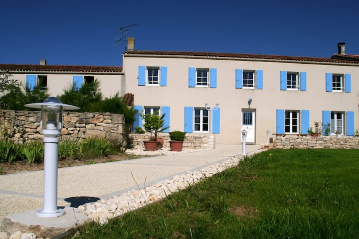 Le Chizé Chambre Picou Trizay Charente-Maritime
