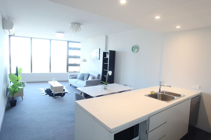 lv15 Great View! Luxury Two Bedrooms Olympic Park