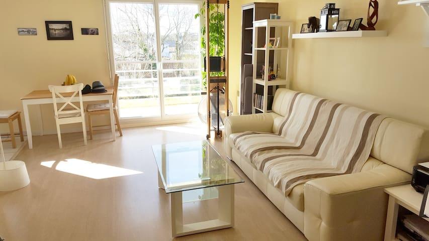 Chambre idéale dans un cadre calme et naturel... - La Chapelle-sur-Erdre