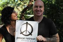 Peace Retreat - Private Cabina 6- Walk to Beach!