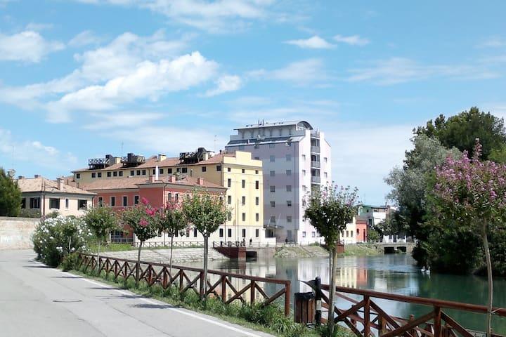 """Appartamento """"Callalta 9"""" - Treviso - Daire"""