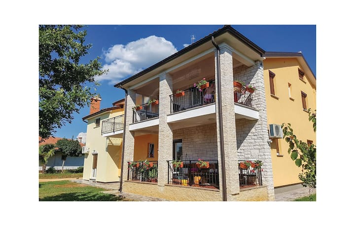 Stunning apartment in Porec with WiFi and 0 Bedrooms