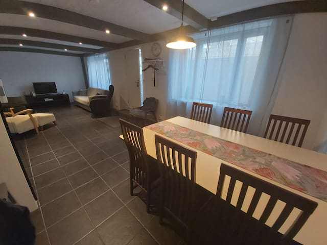Spacious 2 room with sauna in the city center