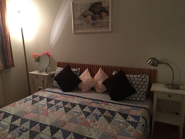 NICE ROOM quiet comfortable (optional)