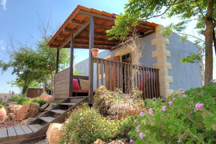 Vacation on Mount Kida - shilo - Cabane