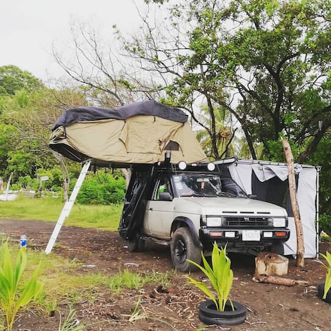 Vanlife CostaRica Surf, Camping,Outdoors