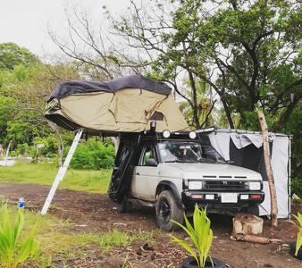 Vanlife CostaRica Surf, Camping,Outdoors
