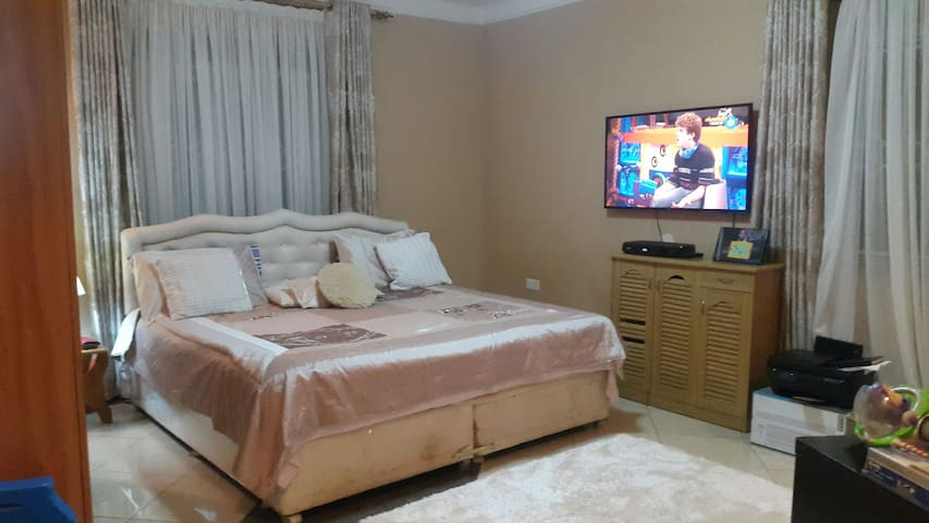 Kampala home away from home!
