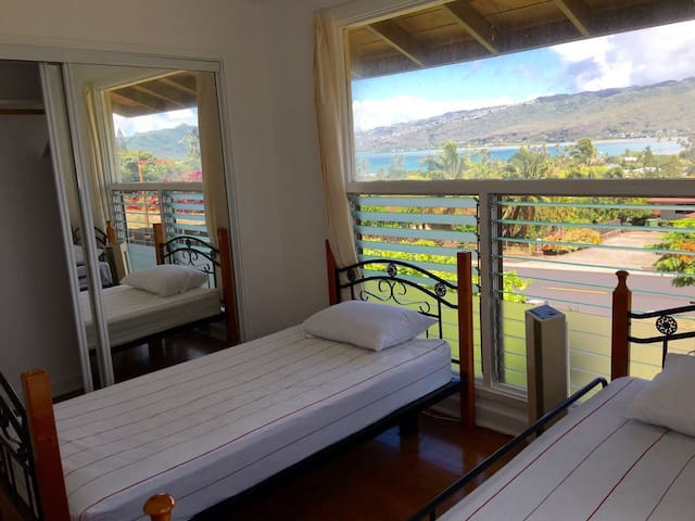 Two single beds for maximum of 2 - Honolulu - House