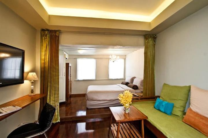 Awesome Deluxe in Chiang Mai! - Amphoe Mueang Chiang Mai - Huoneisto