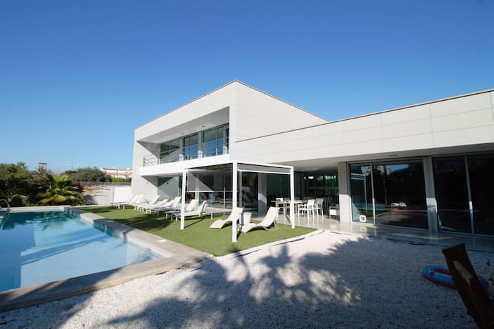 Luxury Villa Alicante Beach & Golf