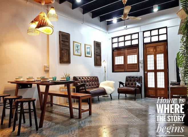 Live Like Local in Old Town|5mins to BTS|2BR|wifi