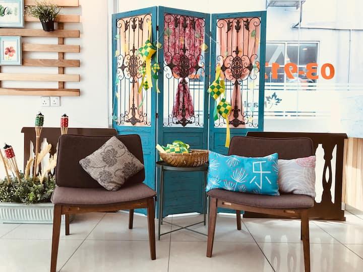 Clean & Comfortable Room in Cheras KL Near HUKM