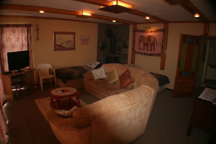 2 sleeper family room