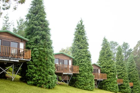 Studio Cedar Cabins in Bilpin - Bilpin - Blockhütte