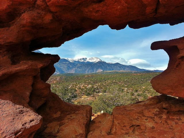 Garden of the Gods - Studio - Colorado Springs - Pis