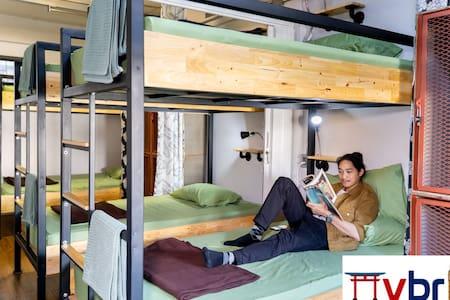 Hybrit hostel&cafe - Mixed dorm 8-beds