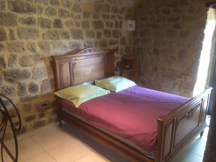 PRIVATE Entrance B'n'b Ardèche Méridionale