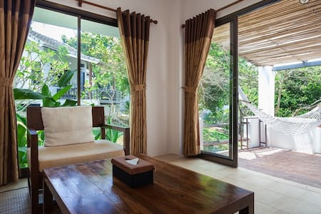 Villa in tropical garden & beach - Ko Pha Ngan